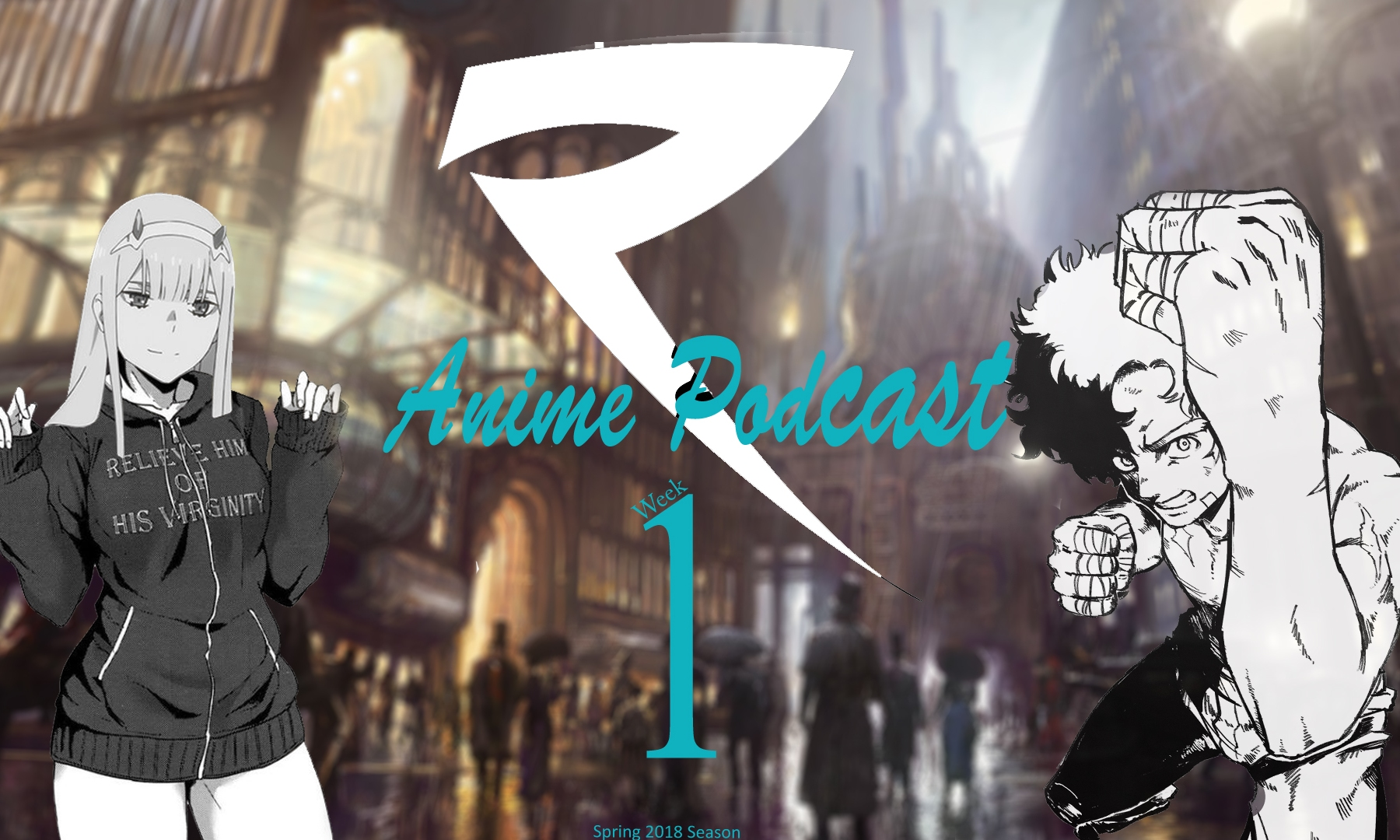 Join us for the first episode of the spring 2018 anime season this week we talk about how megalo box set the bar high hiro and zero twos interesting past