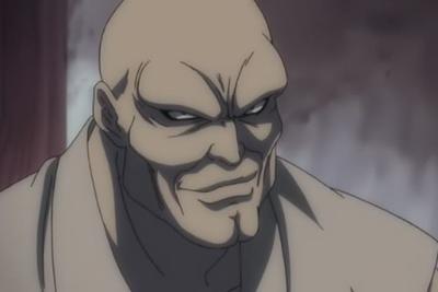 *Gyoubu of the Kouga, smirking*