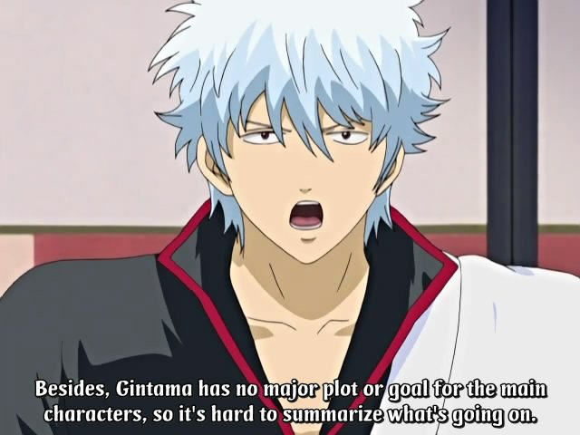 Gintama review
