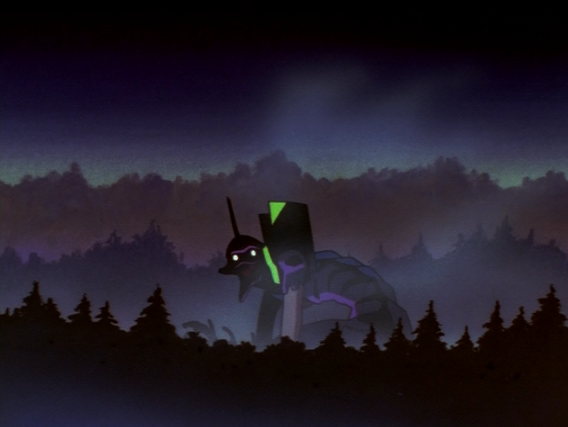 "Lost in the Movies: Neon Genesis Evangelion, Episode 19 - ""Introjection"""